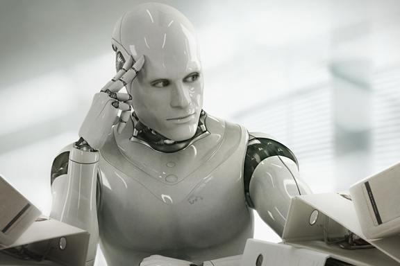 Momentul în care companiile vor ajunge să aibă mai mulţi roboţi decât oameni în activităţile de back office: Lucrează 365 de zile, nu beau cafea, nu merg la toaletă