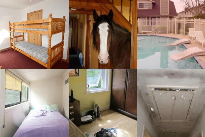 Ati cumpara o asemenea casa? Fotografii hilare postate de agentiile imobiliare