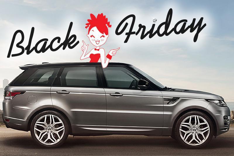 Black Friday 2014. SensoDays.ro aduce �n oferta de Black Friday marci cunoscute de automobile