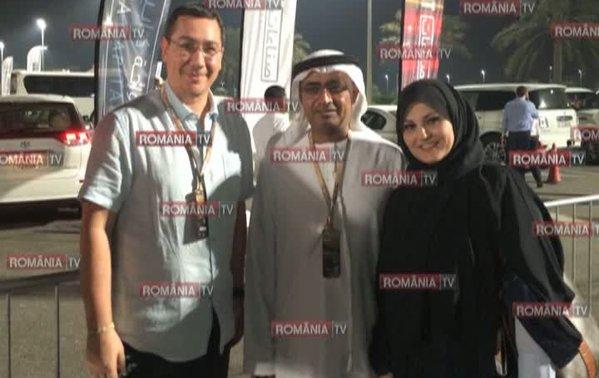 Cum justifică Victor Ponta escapada sa în Dubai. Cum considerăm noi, jurnaliștii, argumentele sale…
