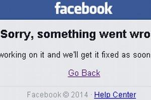 BREAKING NEWS! Surpriză URIAŞĂ pentru toţi cei care vor să intre pe Facebook în aceste momente! De oriunde vrei să accesezi reţeaua, păţeşti acelaşi lucru