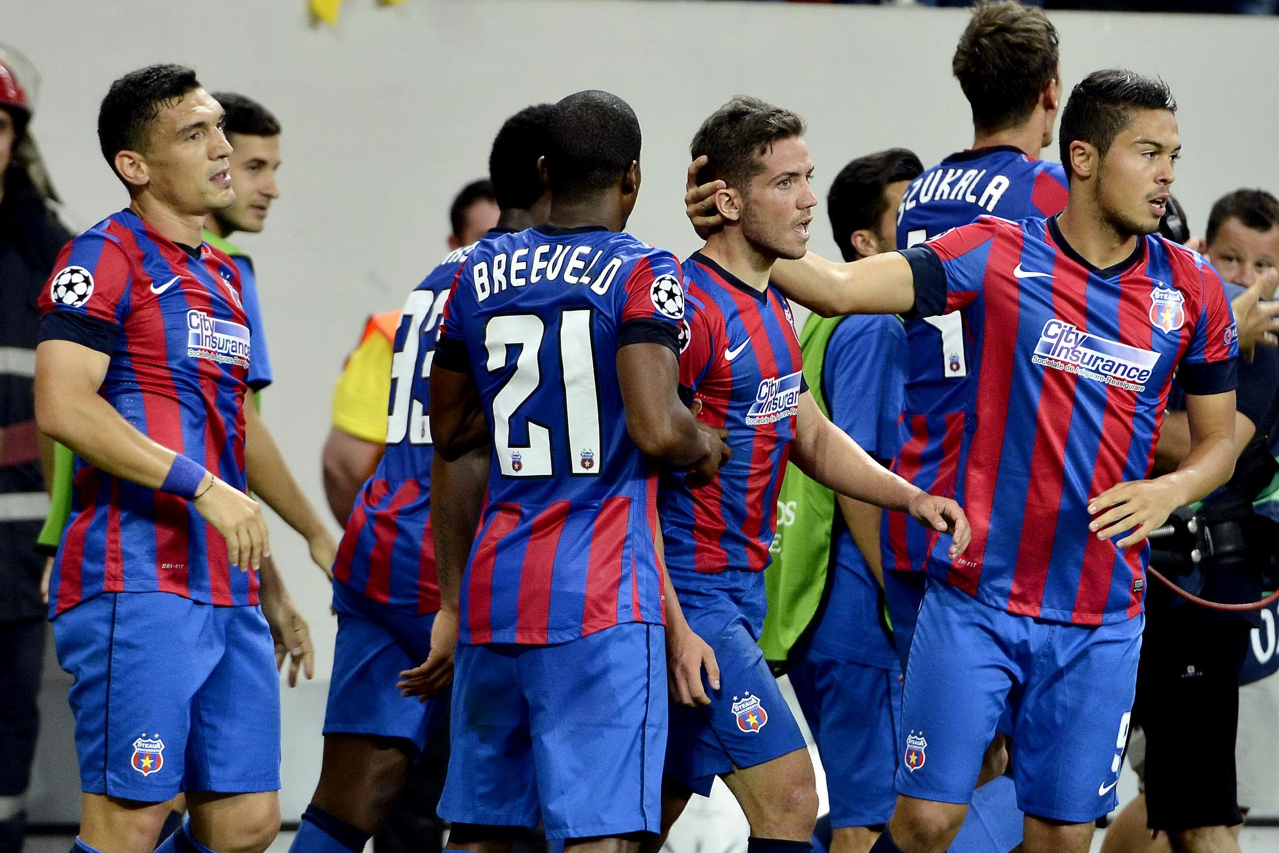 TRAGERE LA SORŢI CUPA LIGII SEMIFINALE. Steaua - Astra si Pandurii - Dinamo, �n semifinale