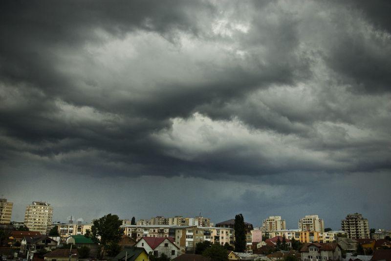 VREMEA. Prognoza meteo pentru miercuri si joi, �n Bucuresti si �n tara