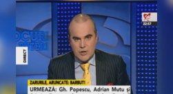 """""""RUŞINE! Este o răzbunare"""". Atac frontal la Realitatea TV. Ce a făcut Rareş Bogdan imediat după ce a intrat ÎN DIRECT"""