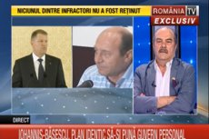 Scene de necrezut în direct la o televiziune din România: ''Şi cei de la propaganda nazistă ar fi mândri''