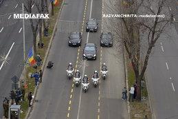 Un şofer a fost blocat în intersecţie de coloana oficială. Reacţia HALUCINANTĂ a ministrului de Interne