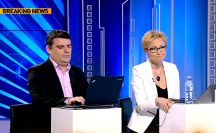 """Moment EXPLOZIV în direct la Antena 3. Dana Grecu nu a crezut că i se poate întâmpla ASTA. """"Este pentru prima dată când fac aşa ceva"""""""