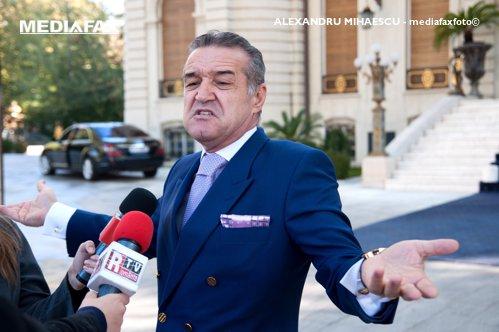 Dorit de Gigi Becali, Gardoş anunţă că nu se întoarce la FCSB