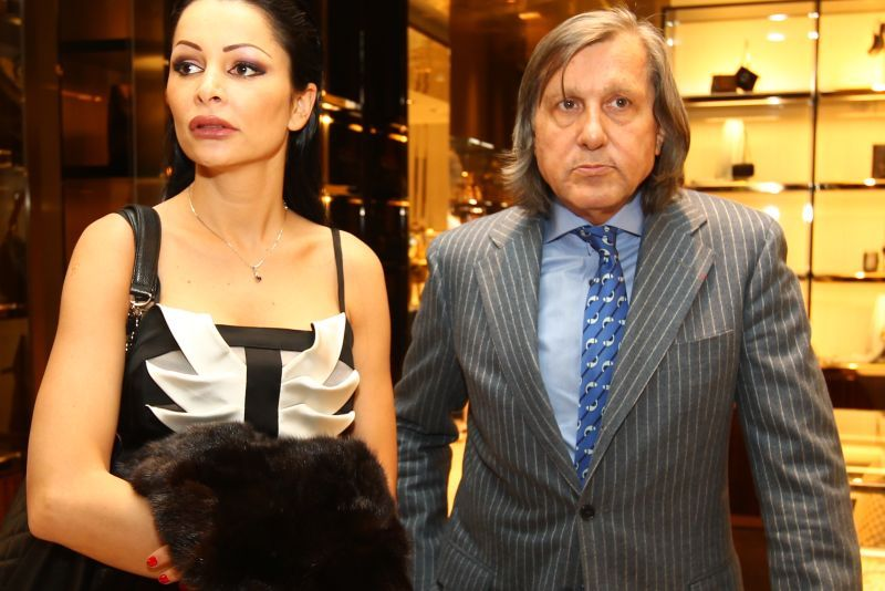 """Brigitte şi Ilie Năstase divorţează: """"M-am săturat de nesimţirile fostei soţii"""""""
