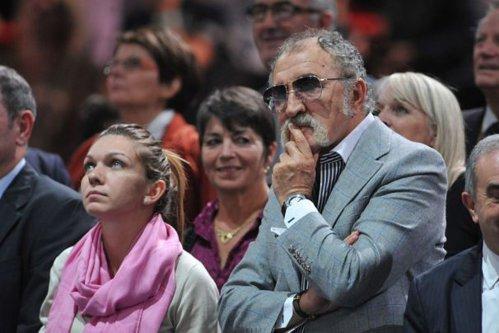 """Ţiriac, despre Simona Halep: """"Poate să devină numărul 1, dar până la a câştiga un US Open sau Wimbledon e cale lungă"""""""