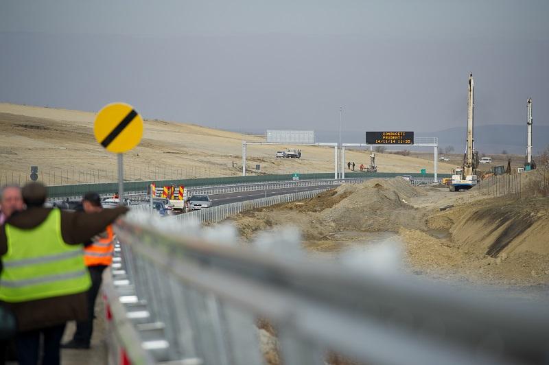 O nouă autostradă ar urma să fie gata în România până în 2020. Promisiunea premierului