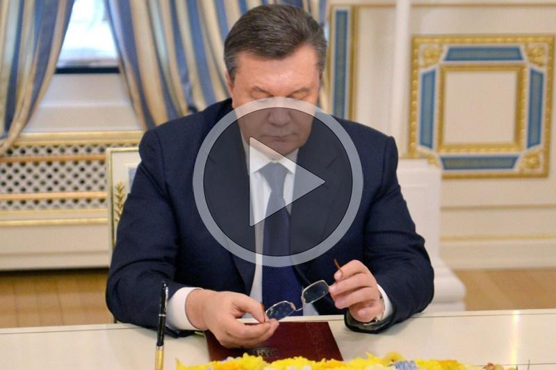 LIVE VIDEO - CRIZA DIN UCRAINA. Partidul lui Ianukovici se leapădă de el. Timoşenko nu e interesată de postul de premier