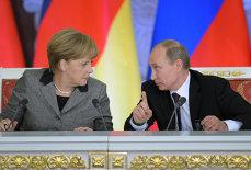 Angela Merkel ameninţă Rusia,
