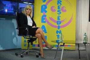 VIDEO. Ce relaţie are Elena Udrea cu Sebastian Ghiţă şi cât costă contractul ei cu Realitatea TV