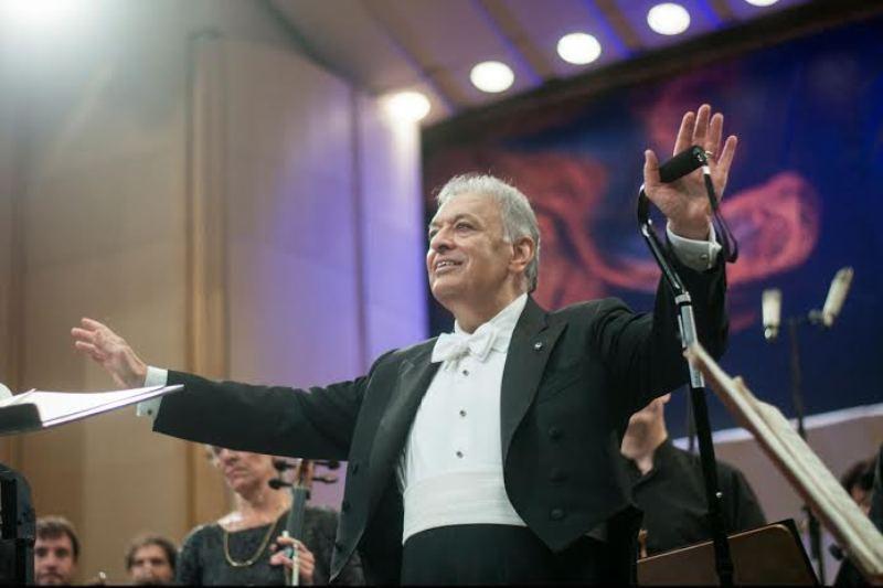 Dirijorul Zubin Mehta va fi preşedinte de onoare al Festivalului  George  Enescu