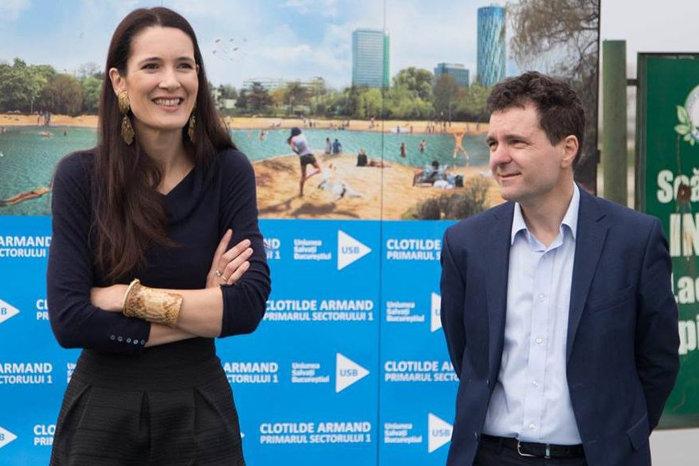"""Clotilde Armand: """"Ce mă deranjează la români e resemnarea. Trebuie să se implice, să schimbe lucrurile"""""""
