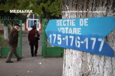 Proces electoral întrerupt într-o secţie din Timiş, după ce un alegător a primit 5 buletine