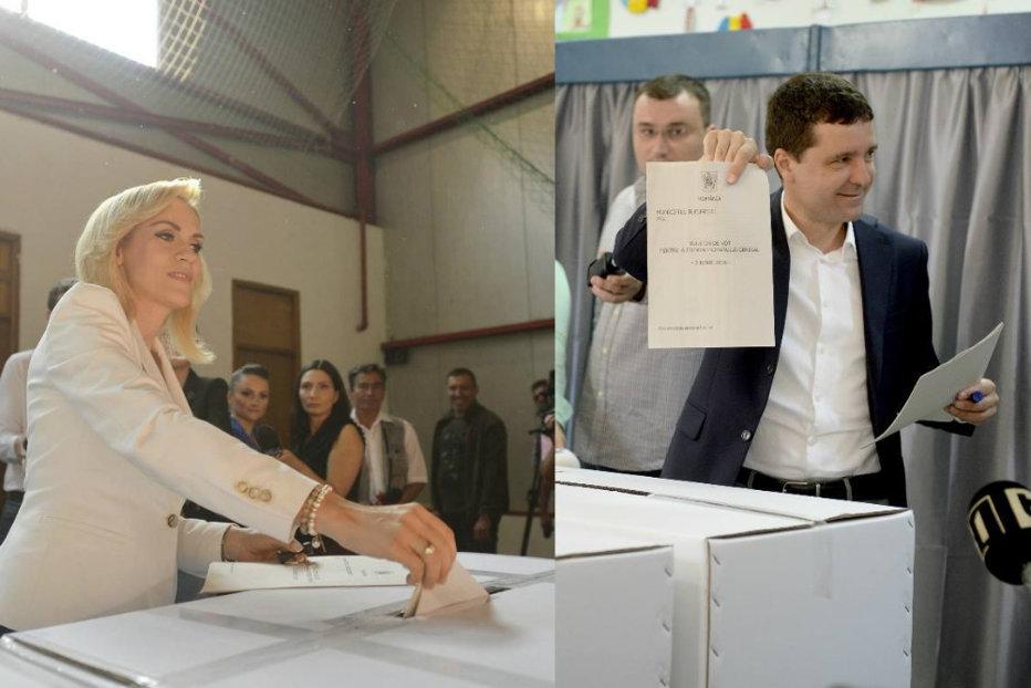 Diferenţa esenţială dintre cei care au ales-o pe Firea şi cei care au votat cu Nicuşor Dan
