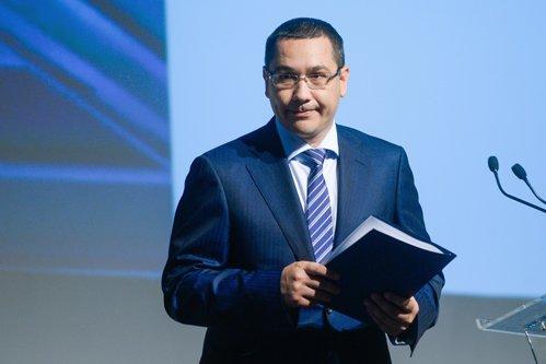 """Victor Ponta, în topul mondial al plagiatorilor. Ce """"companie academică"""" are fostul premier"""