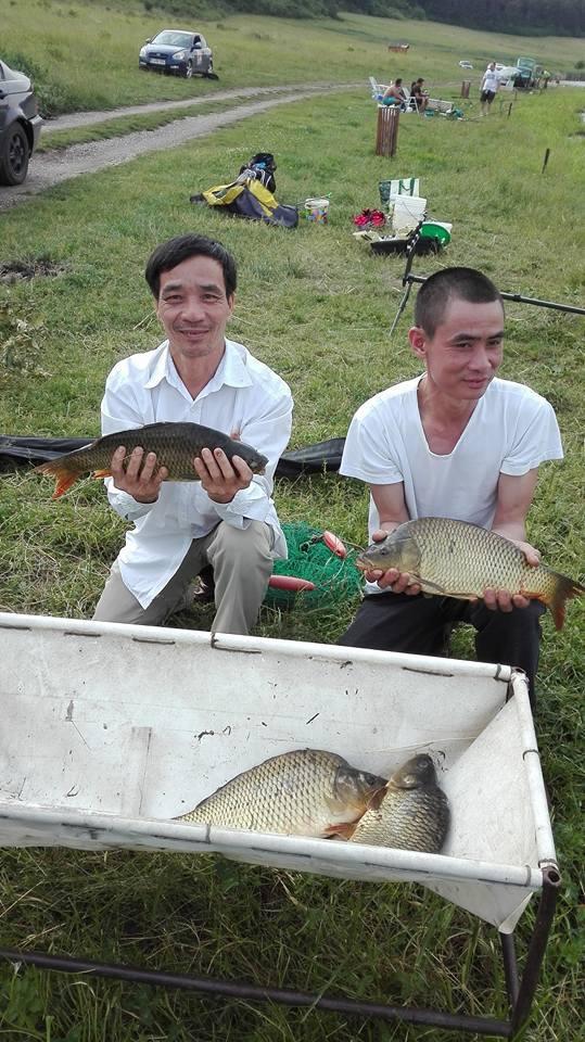 Muncitori vietnamezi la Cluj Napoca