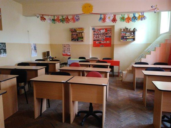 Centrul de zi din Timișoara al organizației Salvați Copiii