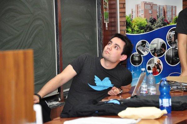 Mircea Pașoi a spus ca viața unui programator nu e tocmai ușoară