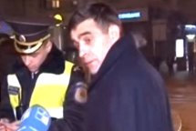 Diplomat român din Chişinău, prins BEAT LA VOLAN. El a recunoscut că a consumat