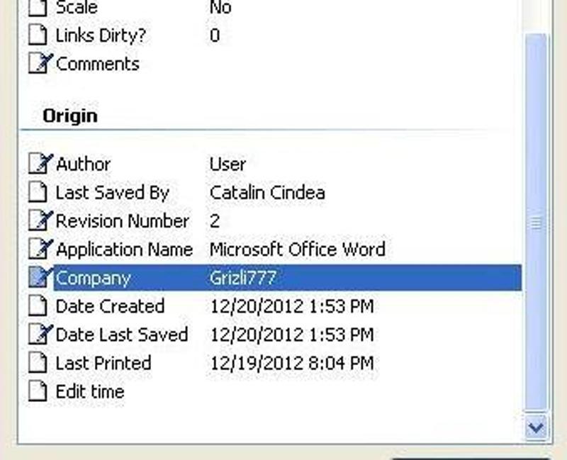 Programul de guvernare al CABINETULUI PONTA II, scris pe un Microsoft Word PIRATAT