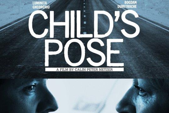 CHILD S POSE