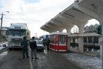 Peste 700 de camioane, inclusiv româneşti, sunt blocate în sud-vestul Ungariei