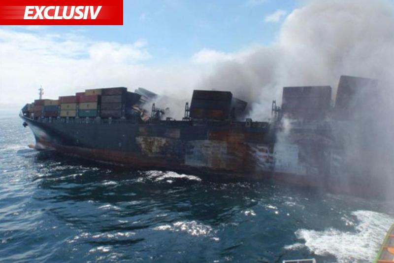 """Nava Flaminia se pregăteşte să scape de deşeuri periculoase la Constanţa. Cum au ajuns nemţii să fie """"decontaminaţi"""" în gazdă la libanezii din Port"""