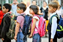 AN ŞCOLAR 2013-2014. Luni, prima zi din noul an şcolar