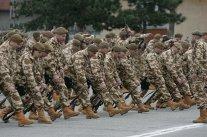 Duşa: Din 2014 se reduce semnificativ numărul militarilor români în Afganistan