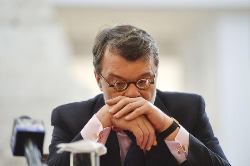 Ministrul Culturii, Daniel Barbu, despre ruşinea României la Târgul de Carte de la Frankfurt.