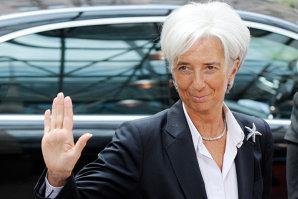 Şefa FMI, Christine Lagarde, urmărită penal în Franţa pentru neglijenţă