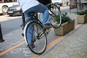 Cum arată pista de biciclete ''mai curbată ca Bega'' care leagă Timişoara de Serbia. ''Aşa e proiectul''