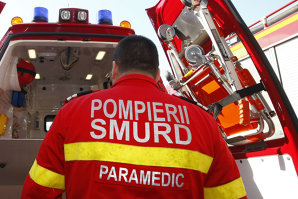 Un bărbat a murit, iar altul este grav rănit în urma unei explozii produse la o vulcanizare din Piteşti