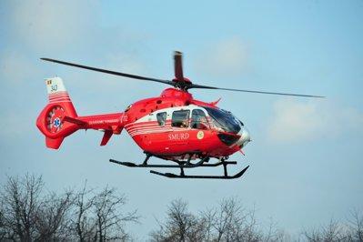 Trei elicoptere vor aduce în ţară şase răniţi din accidentul produs în Bulgaria