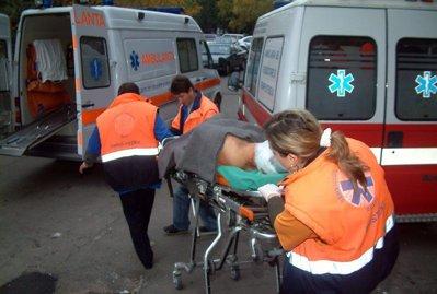 Accident cu un mort şi un rănit grav pe DN1, lângă Predeal