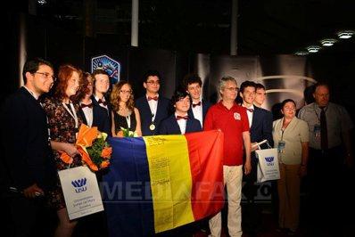 Şase medalii pentru România, la Olimpiada Internaţională de Astronomie
