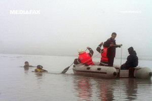 Bărbat căutat în lacul Pantelimon, după ce prietenul acestuia a sunat la 112 şi a spus că l-a aruncat de pe un pod