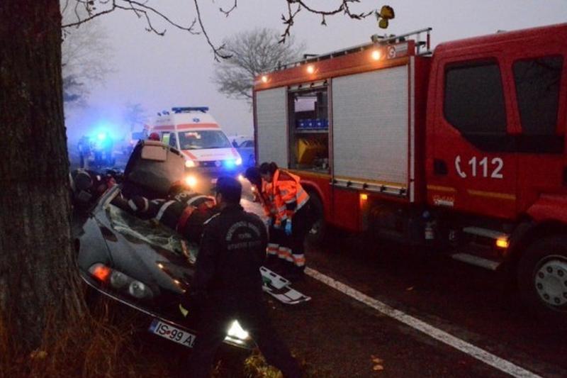 """""""Final Destination"""" pe drumurile din Rom�nia. Un şofer a decedat după ce două roţi,(...)"""