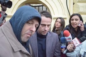 Andrei Hrebenciuc şi Paltin Sturdza, aduşi la ICCJ, pentru judecarea propunerii de arestare