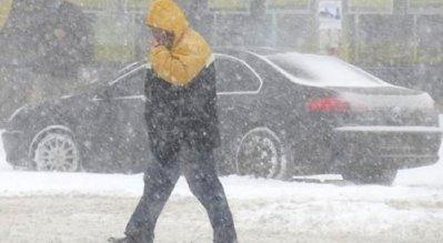 VREMEA. Cod galben de ninsori în Bucureşti şi în alte cinci judeţe. Circulaţie îngreunată pe A1 şi A2
