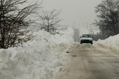 VREMEA. Cod GALBEN de NINSORI: Trafic îngreunat pe drumurile din Ilfov, Giurgiu, Teleorman, Călăraşi şi Ialomiţa