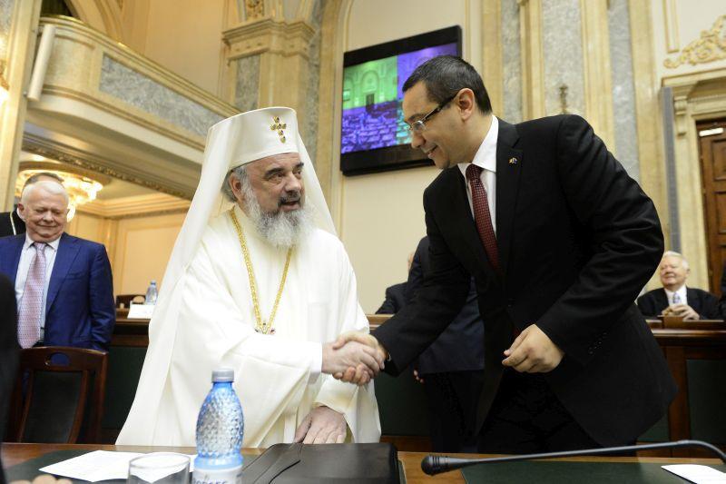 ALIANŢA BOR - PSD. Operaţiunea bani şi imobile pentru Biserică contra voturi pro Ponta