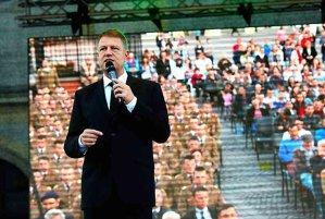 Mesajul prezidenţial al lui Klaus Iohannis pentru Statele Unite