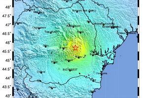 Un nou cutremur în Vrancea. Este cea de-a cincea replică după seismul înregistrat sâmbătă seara