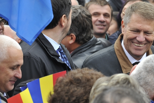 Presedintele ales Klaus Iohannis merge �n Republica Moldova �nainte de alegerile legislative de la Chisinau