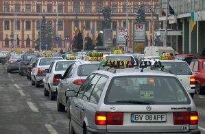 Evaziune fiscală de 5 milioane de lei la firmele de taximetrie Martax din Braşov. Patru persoane ar putea fi arestate preventiv
